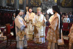 Η πανήγυρις του Πάνσεπτου Πατριαρχικού Ναού του Αγίου Γεωργίου στο Φανάρι
