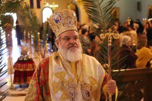 Στον Άγιο Γεώργιο Παπάγου ο Σεβ. Βρεσθένης Θεόκλητος, με λόγο και χάρη του Μακαριστού Χριστοδούλου