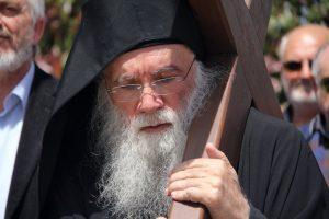 Αναπαράσταση των Παθών στη Μονή Τρικόρφου Φωκίδος 2019