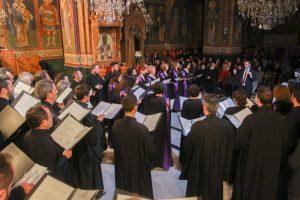 Συναυλία Βυζαντινής Μουσικής στην Ι. Μητρόπολη Μεσσηνίας