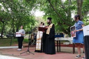 Αφιερωμένη στους νέους Παιδομάρτυρες της Συρίας η γιορτή λήξης των Κατηχητικών στην Μητρόπολη Δημητριάδος