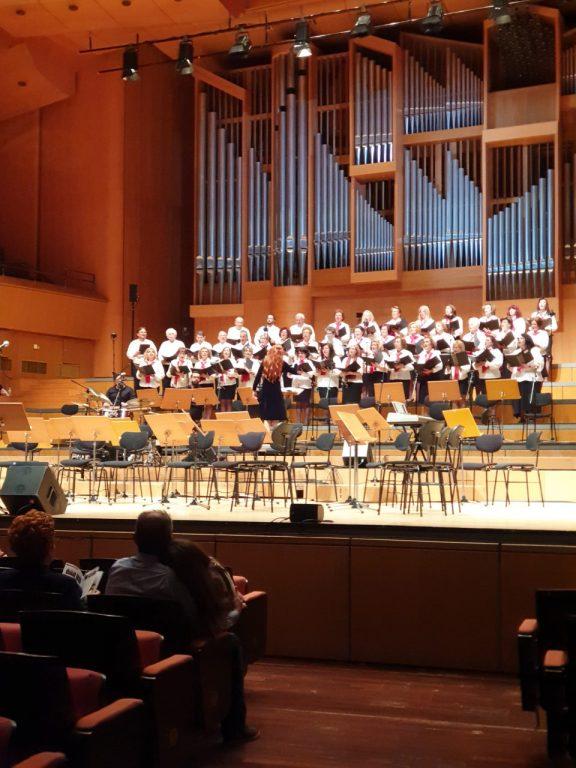 Η Παραδοσιακή Χορωδία της Ι.Μητροπόλεως Δημητριάδος   στο 11ο  Διεθνές Φεστιβάλ Μουσικής