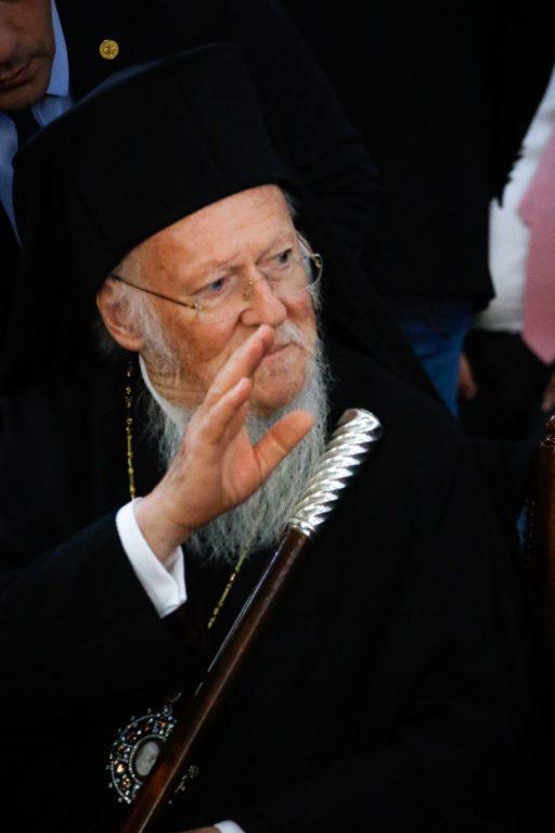 Μια υπενθύμιση σεβαστική προς τον Οικουμενικό Πατριάρχη