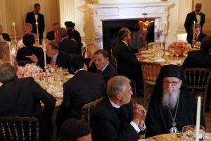 Ο Αρχιεπίσκοπος Αμερικής Δημήτριος εκτάκτως στο Φανάρι για συνάντηση με τον Πατριάρχη Βαρθολομαίο