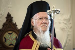 Οικουμενικός Πατριάρχης: Στην Ουκρανία υπήρχε σχίσμα που έπρεπε να αντιμετωπιστεί