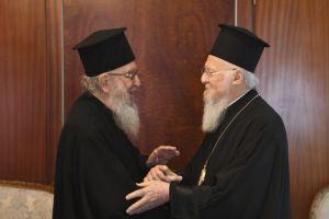 Συνεδριάζει η Σύνοδος του Φαναρίου – Εν αναμονή εξελίξεων για την Αρχιεπισκοπή Αμερικής