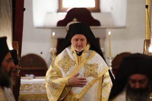 Αποκλειστική συνέντευξη του Αρχιεπισκόπου Αμερικής  Ελπιδοφόρου στον «Εθνικό Κήρυκα».