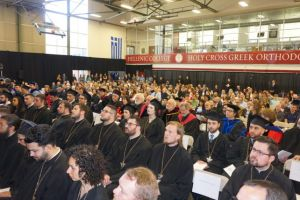 Με μήνυμα του Αρχιεπισκόπου Ελπιδοφόρου και χορηγία δέκα εκατομμυρίων η αποφοίτηση της Σχολής