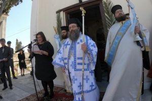 Ο Μητροπολίτης Χίου Μάρκος έβαλε στη θέση του τον Γρέγο της «Χρυσής Αυγής»