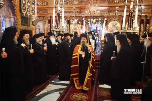 Η πόλη του Άργους τιμά τον Πολιούχο της Άγιο Πέτρο