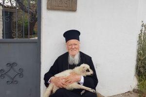 Ο Πατριάρχης του Γένους στην Ίμβρο, για λίγες μέρες ανάπαυλας