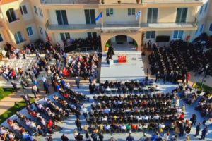 Οικουμενικός Πατριάρχης: «Εγκαινιάζεται σήμερα  ένα εντυπωσιακό ίδρυμα»