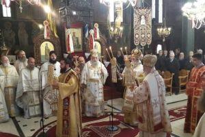 Τα Γρεβενά τίμησαν τον Πολιούχο τους Αγιο Αχίλλιο
