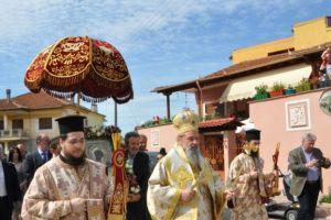 Λιτανεία της Παναγίας Πορταΐτισσας στη Δράμα