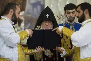 Ο Καθολικός Πατριάρχης των Αρμενίων στην Κρήτη