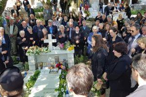 Παρά τις απαγορεύσεις τίμησαν τη μνήμη του Κωνσταντίνου Κατσίφα
