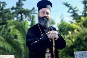 Στον Άγιο Μηνά Κρήτης ιερούργησε ο Αρχιεπ. Αυστραλίας Μακάριος