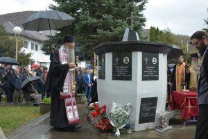 Επιμνημόσυνη δέηση για τα θύματα του βομβαρδισμού στο Βόρειο Μαυροβούνιο