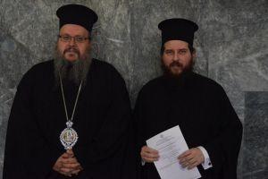 Διδάκτωρ Θεολογίας o Γενικός Αρχιερατικός Επίτροπος της Ι.Μ. Λαρίσης