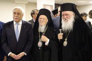 Ο Αρχιεπίσκοπος Ιερώνυμος αφήνει τη σφραγίδα του με ένα έργο ζωής, με τις ευλογίες του Βαρθολομαίου
