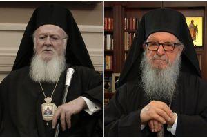 Εκτάκτως στο Φανάρι για να συναντηθεί με τον Βαρθολομαίο ο Αρχιεπίσκοπος Αμερικής