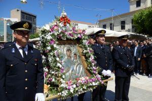 Χιλιάδες πιστοί στην Πανήγυρη της Παναγίας Τρυπητής