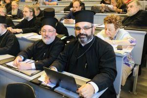 Κληρικοί από Αμερική σε διεθνές συνέδριο στη Θεσσαλονίκη