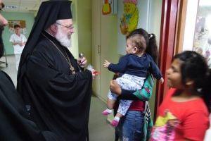 «Ησθένησα και επισκέψασθέ μοι», με αγάπη και φόβο Θεού, στην Ι. Μητρόπολη Διδυμοτείχου