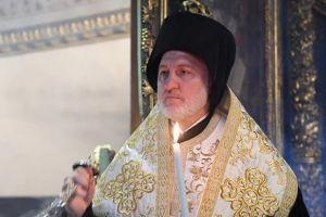 Ο Ελπιδοφόρος και το τάμα του στον Άγιο Ιάκωβο Τσαλίκη στις Ροβιές-Ευβοίας