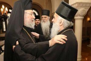 Ο Αρχιεπίσκοπος Κύπρου Χρυσόστομος ως «πρεσβευτής καλής θελήσεως» στην Σερβία για το ουκρανικό