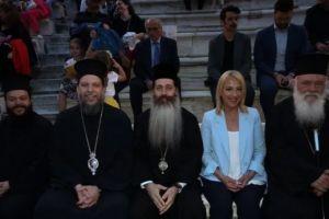 Ο Αρχιεπίσκοπος Ιερώνυμος στο Ηρώδειο για τη γενοκτονία των Ποντίων