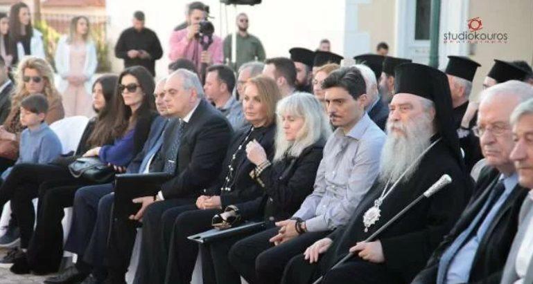 You are currently viewing Ο Σπάρτης Ευστάθιος σε εκδήλωση για τους αδελφούς Γιαννακόπουλου