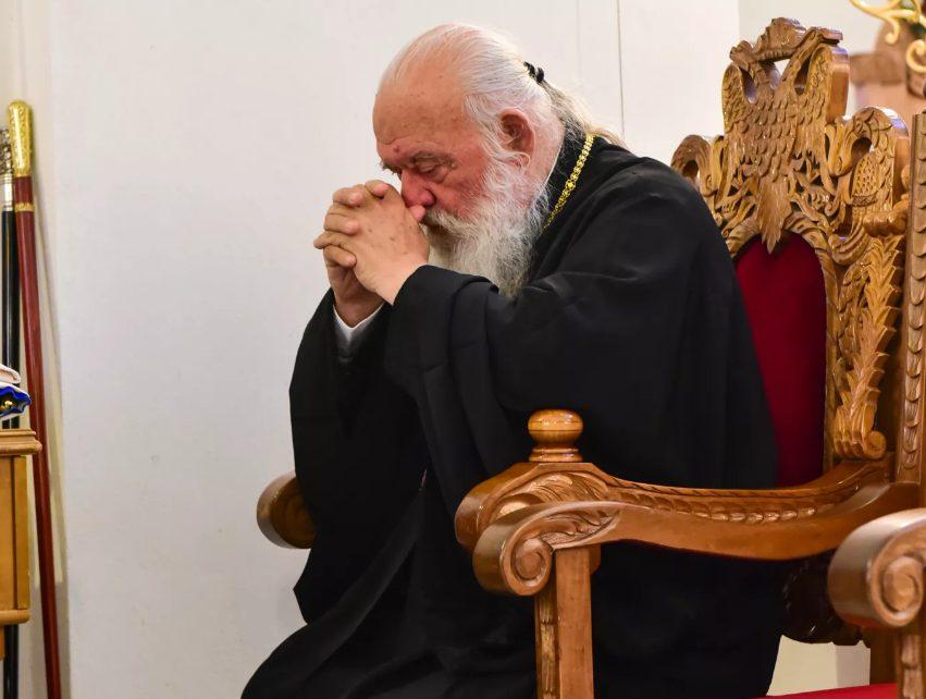 Συλλυπητήρια Αρχιεπισκόπου Ιερωνύμου προς τον Πατριάρχη Αντιοχείας για το τρομοκρατικό χτύπημα