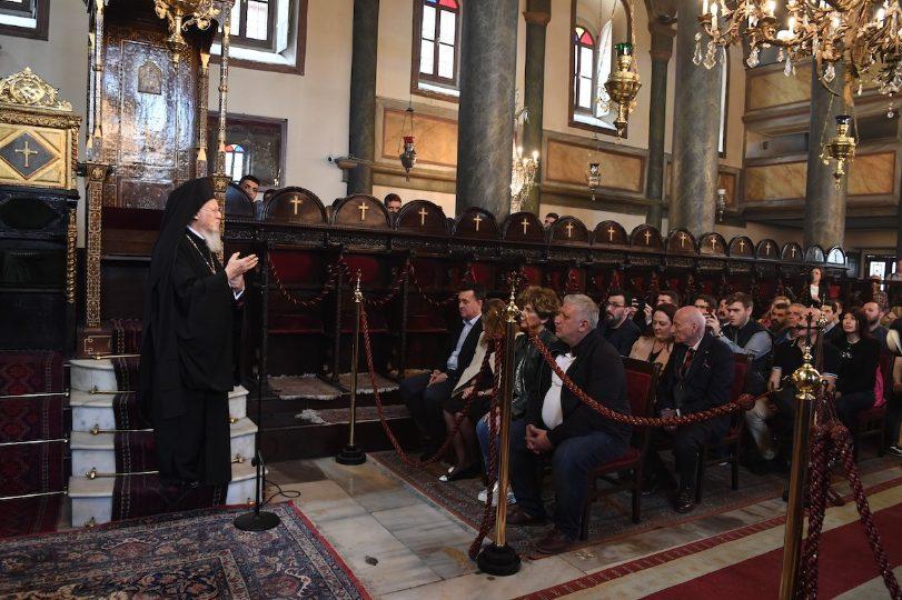 You are currently viewing Οικουμενικός Πατριάρχης: Περιμένουμε εναγωνίως να επαναλειτουργήσει η Σχολή μας