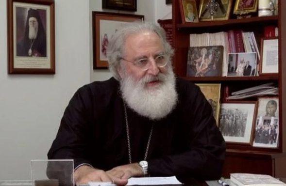 """Αρκαλοχωρίου Ανδρέας: """"Π. Ηλίας Βολονάκης, το φως το ακοίμητο του Αγίου Τίτου"""""""