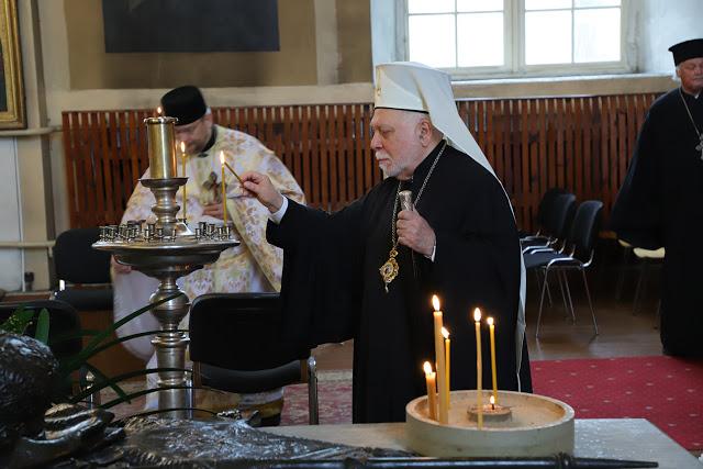 20 χρόνια διακονίας στην Αυτόνομη Εκκλησία της Εσθονίας