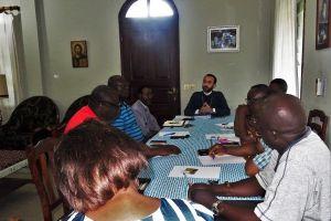 Συνεδρίασε το Μητροπολιτικό Συμβούλιο της Ι.Μ. Μπραζαβίλ