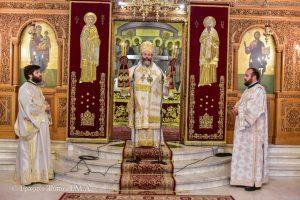 Εορτάσθηκε με κάθε μεγαλοπρέπεια  η μνήμη των Αγίων Ισαποστόλων Κυρίλλου και Μεθοδίου στην Ι.Μητρόπολη Λαγκαδά