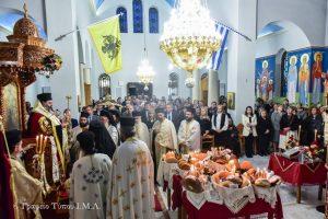 Η εορτή του Ευαγγελιστή Ιωάννη του Θεολόγου στην Ι. Μητρόπολη Λαγκαδά