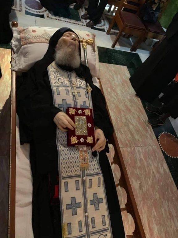 Εκοιμήθη ο Αγιος Γέροντας Αιμιλιανός Σιμωνοπετρίτης