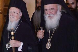 «Σχέδιο» αναθέρμανσης σχέσεων Πατριάρχη- Αρχιεπισκόπου εν δράσει..