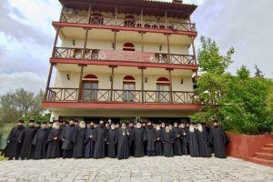 Η 9η Ιερατική Σύναξη στην Ι.Μητρόπολη Λαγκαδά