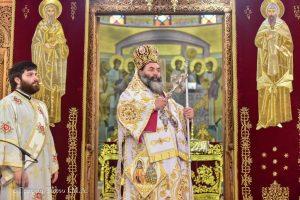 Ο Σεβ Λαγκαδά Ιωάννης στην 34η Επέτειο των Εγκαινίων του Ι.Ν. των Αγίων Κυρίλλου και Μεθοδίου Θεσσαλονίκης