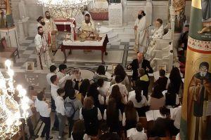 Χαλκίδος Χρυσόστομος: Το πρόβλημα με την Εκκλησία δεν το έχουν τα παιδιά!