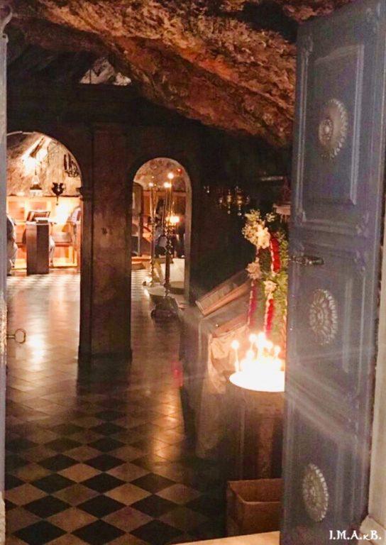 Η εορτή των Αγίων Πατέρων Νικήτα, Ιωσήφ και Ιωάννη στην Ι. Μονή Αγίων Πατέρων στη Χίο