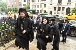 Αρχιεπίσκοπος Ελπιδοφόρος: Με διαφάνεια και υπομονή θα ξεπεράσουμε τα προβλήματα