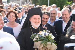 """Αρχιεπίσκοπος Αμερικής  Ελπιδοφόρος: """"Ποτέ ξανά""""!"""