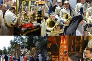 Χιλιάδες λαού στον εορτασμό της Μονής Φανερωμένης στην Λευκάδα – Παρών ο κ. Μητσοτάκης