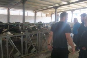 Πρότυπη φάρμα στη Μύκονο επισκέφθηκε ο Μητροπολίτης Σύρου Δωρόθεος