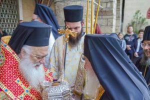 Η Βέροια υποδέχθηκε την Τιμία Κάρα του Αγίου Παντελεήμονος